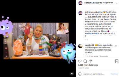 Vieira Vidente asegura que Chiquis Rivera sí tuvo encuentros románticos con Esteban Loaiza (Instagram)