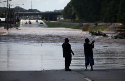 NASA lanza seria advertencia sobre peligrosas inundaciones en EEUU
