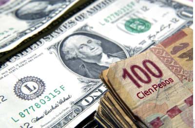 Peso mexicano 19 de agosto: Vive su peor racha desde noviembre pasado