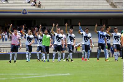 Pumas de la UNAM esperan turno, mientras Águilas y La Máquina brillan