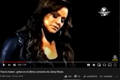 Jenni Rivera concierto