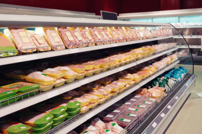 Chicken recalled from markets in supermarkets due to possible listeria contamination