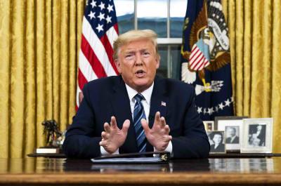 Trump emergencia coronavirus