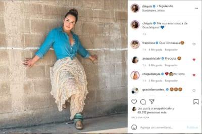 Chiquis Rivera brasier hija de Jenni Rivera