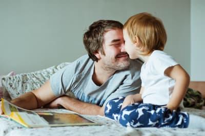 pijamada con papá