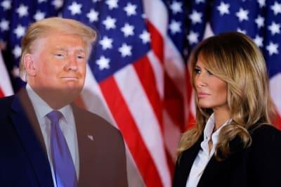 Melania Trump dinero divorciarse 1