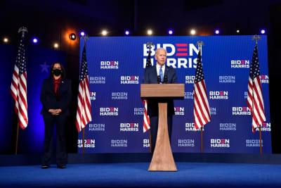 Kamala Harris manda mensaje Joe Biden