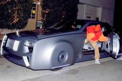 Nuevo Rolls Royce de Justin Bieber