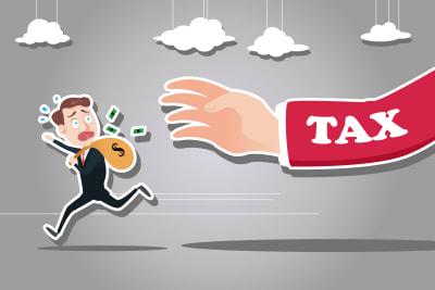 Qué hacer cuando no puede pagar sus impuestos