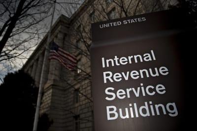 IRS impuestos taxes