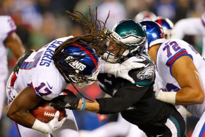 NFL Eagles vs Giants: cómo ver en vivo el partido del 11 de octubre