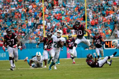 NFL Dolphins vs Texans: Semana corta crucial para las aspiraciones de postemporada