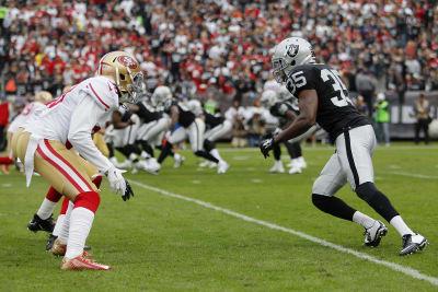 NFL Raiders vs 49ers: cómo ver en vivo el partido del 1 de noviembre