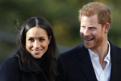 Bebé Príncipe Harry, Meghan Markle
