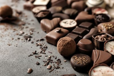ventajas chocolate