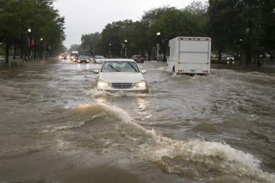 floods WASHINGTON White House