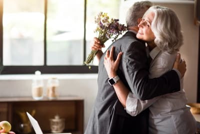 Esposos para siempre: El secreto de una relación de más de 30 años