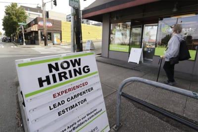 solicitudes desempleo octubre, solicitudes desempleo julio, desempleo millones EE.UU. coronavirus Desempleados de Georgia podrían recibir pago de $300 semanales