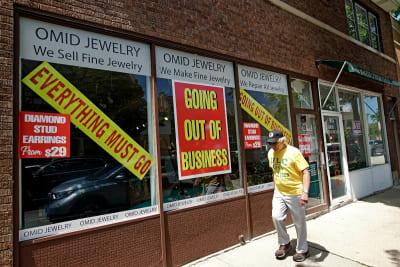 Bloquear ayuda desempleo coronavirus vandalismo protestas