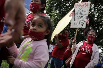 TPS para venezolanos naufraga en el Senado de EE.UU. Menores indocumentados denuncian fueron sedados a la fuerza en EEUU