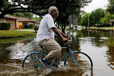 Alerta inundaciones Beta Texas: Afecta a Houston y áreas más al interior.