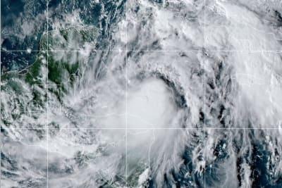Huracán Zeta amenaza EEUU: Tocará tierra en Luisiana