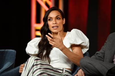 Rosario-Dawson-of-Briarpatch-speaks-during-the-NBCUniversal-segment-of-the-2020-Winte