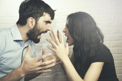 peleas de pareja