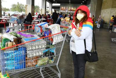 escasez alimentos por coronavirus
