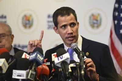 State of the Union: Trump reconoce a Guaidó y lanza promesa a Venezuela