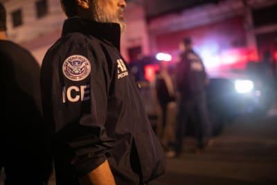 Chicago cooperación migración, Indocumentados, ICE
