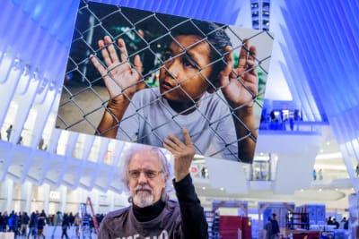 Niños Migrantes Centros Detención, menores migrantes