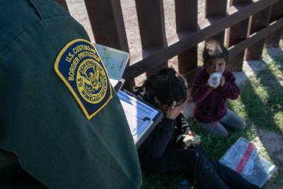 Tolerancia Cero Niños Migrantes, Departamento de Justicia