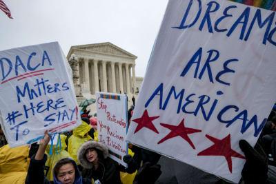 Tras darse a conocer los afectados por el fallo contra DACA miles 'alzan la voz' Gobierno de Biden cancela citas de nuevos solicitantes de DACA tras fallo