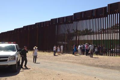 Texas anuncia la construcción de un nuevo muro en la frontera