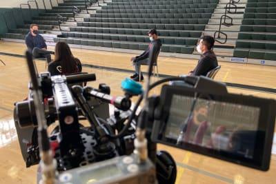 Gadi Schwartz entrevista, clases virtuales, NBC