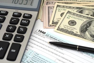Impuestos Tercer Cheque, IRS