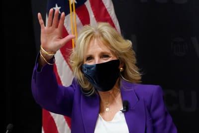 Jill Biden Reforma Migratoria, primera dama, esposa Biden, español