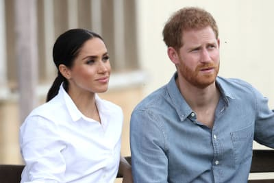 Meghan Markle acusa de racismo a familia real y dice que pensó en suicidarse Príncipe Enrique