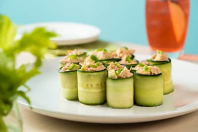 Four quick recipes with canned tuna
