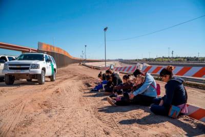 Patrulla Fronteriza inmigrantes