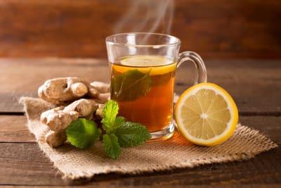 gengibre tés e infusiones