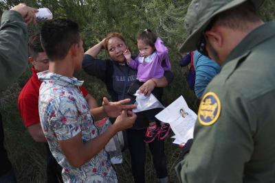 reunir a familias migrantes