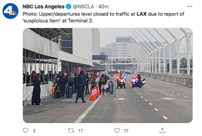 Cierran aeropuerto por amenaza bomba