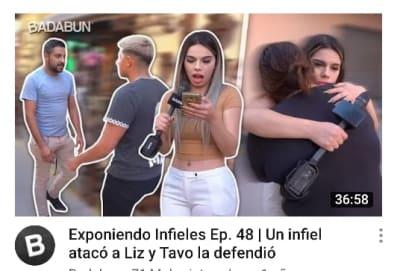Badabun madre soltera 2 Lizbeth Rodríguez