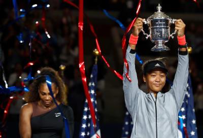 Naomi Osaka vence a Serena Williams en una polémica final del US Open
