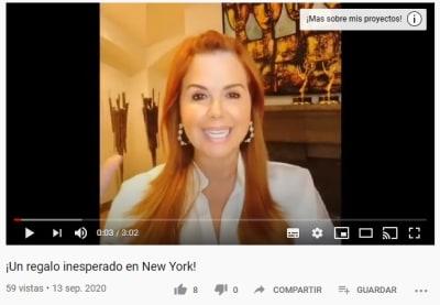 María Celeste da la noticia que todos esperaban tras su despido de Telemundo
