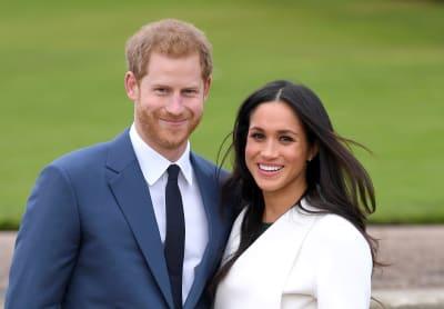 El Príncipe Harry y Meghan Markle son 'abucheados' en su regreso a Londres (FOTOS)