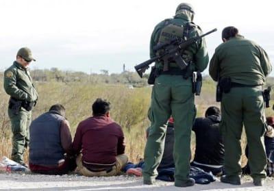 Inmigrantes mexicanos detenidos 2