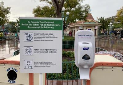 Disney cierra parques en Florida, California y París por el coronavirus